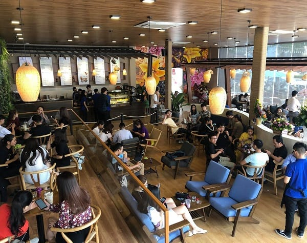 Địa chỉ những quán cafe ngon rẻ ở Đà Nẵng: Đà Nẵng có quán cà phê nào đẹp?