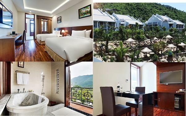 Kinh nghiệm du lịch Núi Thần Tài: Khách sạn ở Núi Thần Tài