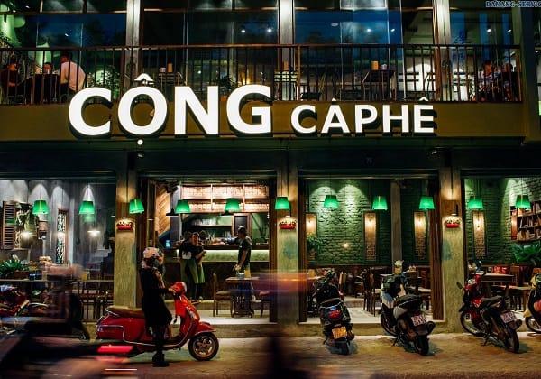 Những quán cafe đẹp ở Đà Nẵng: Đà Nẵng có quán cafe nào đẹp, nổi tiếng?
