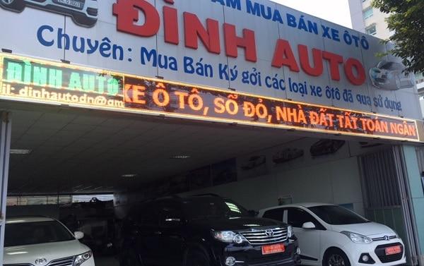 Thuê xe ô tô ở đâu Đà Nẵng giá rẻ, uy tín: Địa chỉ thuê xe ô tô Đà Nẵng
