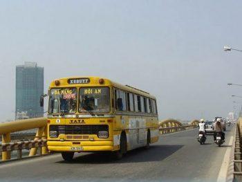 Thông tin các tuyến bus Đà Nẵng 2019 kèm lộ trình, giá vé. Du lịch Đà Nẵng bằng xe bus. Lộ trình các tuyến bus ở Đà Nẵng cụ thể.