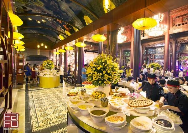 Ăn buffet ở đâu ngon tại Đà Nẵng: Nhà hàng buffet ngon, nổi tiếng ở Đà Nẵng
