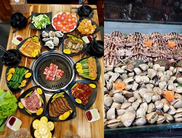 Địa chỉ nhà hàng buffet ngon rẻ ở Đà Nẵng: Ăn buffet ở đâu Đà Nẵng?
