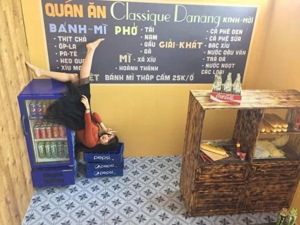 """Check in nhà đảo ngược ở Đà Nẵng """"siêu lạ"""" """"siêu đặc biệt"""". Thông tin nhà đảo ngược ở Đà Nẵng đường đi, giá vé, giờ mở cửa..."""