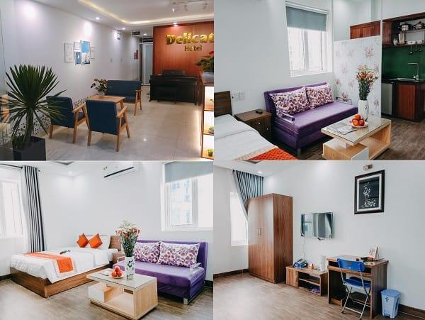 Khách sạn 3 sao Đà Nẵng gần biển Mỹ Khê: Khách sạn 3 sao ven biển Mỹ Khê giá rẻ