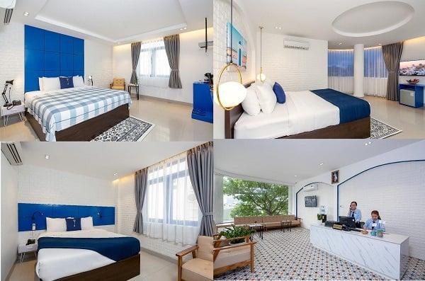 Khách sạn 3 sao Đà Nẵng gần biển Mỹ Khê giá rẻ: Gần biển Mỹ Khê Đà Nẵng có khách sạn 3 sao nào đẹp, tiện nghi đầy đủ?