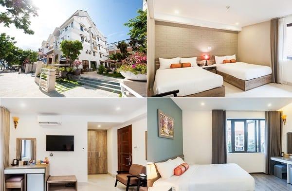 Khách sạn 3 sao Đà Nẵng gần biển Mỹ Khê: Gần biển Mỹ Khê Đà Nẵng có khách sạn 3 sao nào đẹp, tiện nghi đầy đủ?