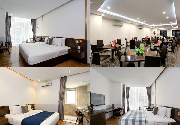 Khách sạn 3 sao Đà Nẵng gần biển Mỹ Khê giá rẻ: Gần biển Mỹ Khê Đà Nẵng có khách sạn 3 sao nào giá rẻ?