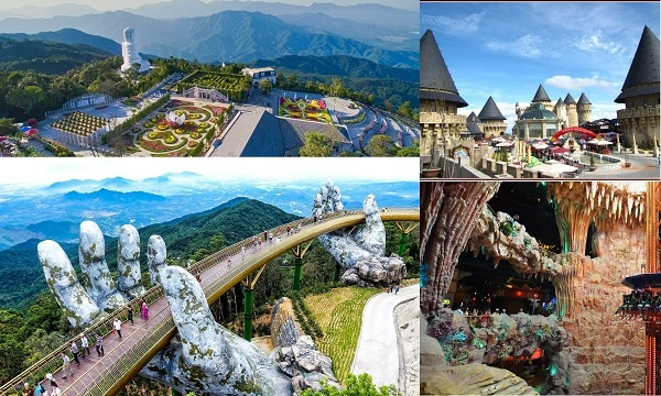 Địa điểm du lịch Đà Nẵng nổi tiếng nhất: Du lịch Đà Nẵng đi đâu chơi?