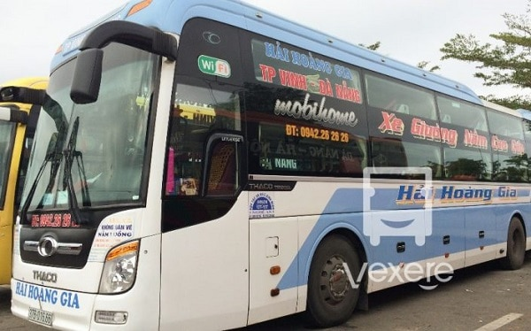 Hướng dẫn đi Đà Nẵng từ Nghệ An: Thông tin các hãng xe khách từ Nghệ An đi Đà Nẵng