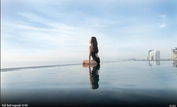 Khách sạn có bể bơi đẹp ở Đà Nẵng