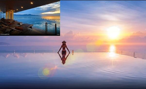 Khách sạn ở Đà Nẵng có bể bơi vô cực đẹp nhất