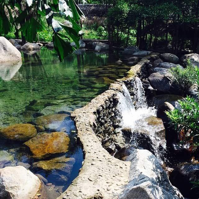 Kinh nghiệm du lịch suối Lương, Đà Nẵng giá vé, đường đi. Hướng dẫn, cẩm nang du lịch suối Lương cụ thể ăn ở, chi phí thuê đồ