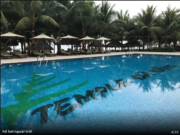 TOP khách sạn ở Đà Nẵng có bể bơi đẹp nhất