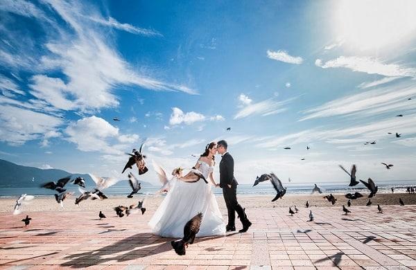 Kinh nghiệm chụp ảnh cưới ở Đà Nẵng