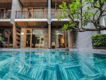 Minh House - Homestay Đà Nẵng có bể bơi