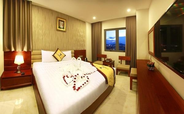 Khách sạn giá rẻ, phòng đẹp và dịch vụ tốt ở Đà Nẵng