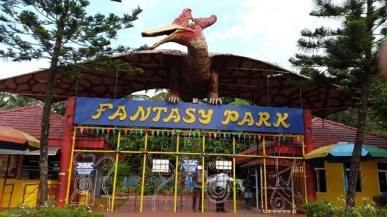 Thời gian mở cửa và giá vé của Fantasy Park