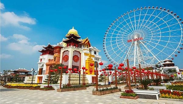 Du lịch Đà Nẵng 5 ngày 4 đêm từ Hà Nội