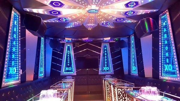 Quán karaoke X.O - quán karaoke đẹp, độc đáo ở Đà Nẵng