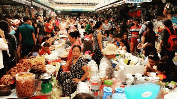 Nên ăn gì khi đi chợ Cồn Đà Nẵng?
