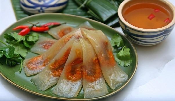 Bánh lọc An Thành Quán/ địa chỉ ăn bánh bột lọc ngon ở Đà Nẵng