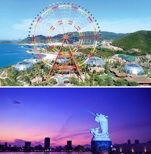 Nên du lịch Nha Trang hay Đà Nẵng?