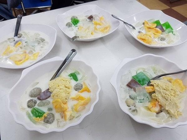 Chè sầu đường Nguyễn Văn Linh/ địa chỉ quán chè sầu ngon ở Đà Nẵng