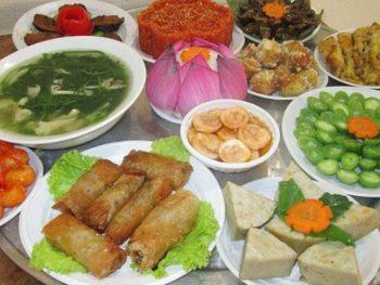 Ăn chay ở đâu ngon tại Đà Nẵng? Nhà hàng chay Liên Hoa