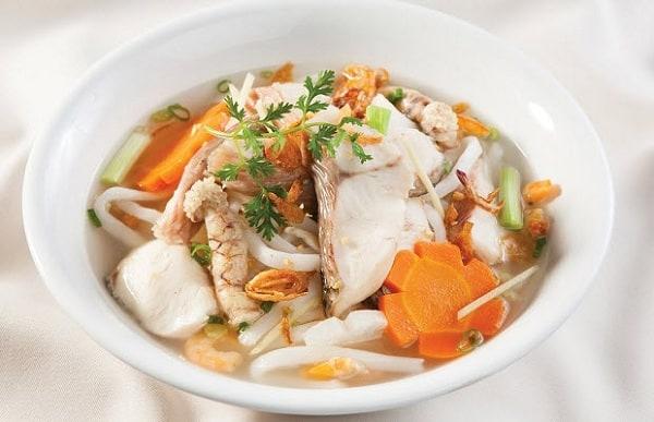 Quán bánh canh cá lóc ngon nhất Đà Nẵng