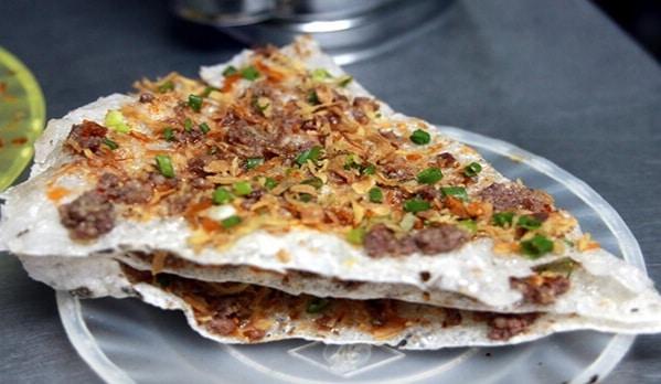 Bánh tráng kẹp Dì Liên/ Ăn bánh tráng kẹp ngon nhất Đà Nẵng