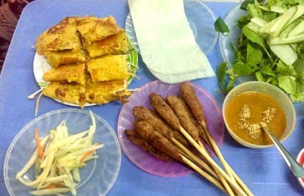 Bánh xèo Nhung - Quán bánh xèo ngon nhất nhì Đà Nẵng