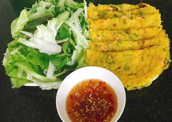 Bánh xèo bà Xuân Đà Nẵng - Ăn bánh xèo ngon ở Đà Nẵng