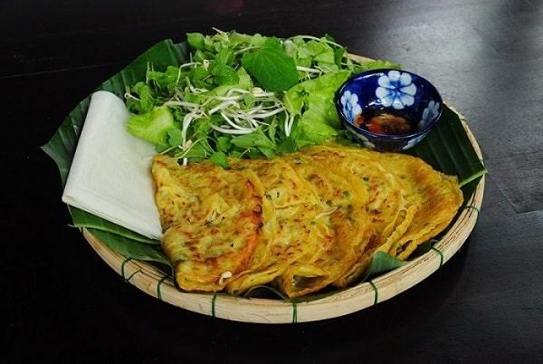 Bánh xèo bà Ngọc Đà Nẵng - Những quán bánh xèo ngon, nổi tiếng Đà Nẵng