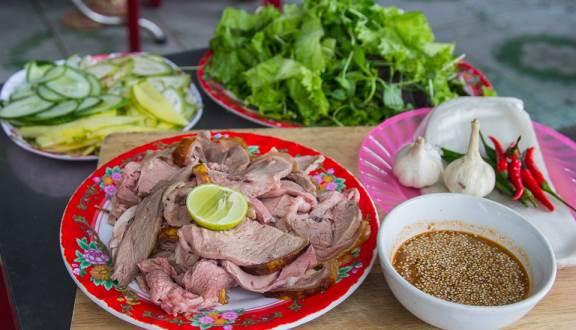 3 quán bê thui Cầu Mống ngon, nổi tiếng nhất Đà Nẵng