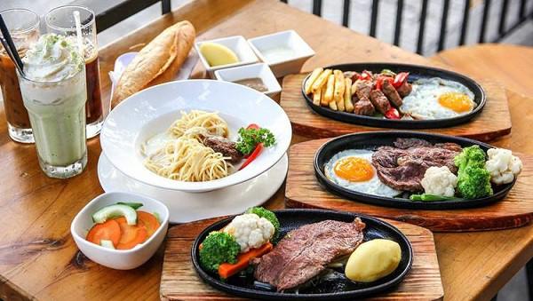 Amor Restaurant & Coffee - Quán beefsteak ngon rẻ ở Đà Nẵng