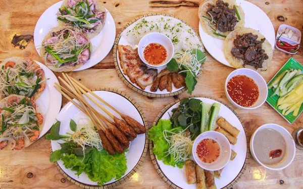 Bún thịt nướng quán Xuân/ quán bún thịt nướng ngon nhất Đà Nẵng