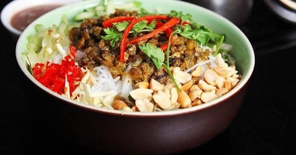 Cơm hến Ông Ích Khiêm - Địa chỉ ăn cơm hến Huế ở Đà Nẵng