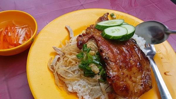Cơm tấm Sài Gòn - 459 Hoàng Diệu/ quán cơm tấm ngon rẻ ở Đà Nẵng