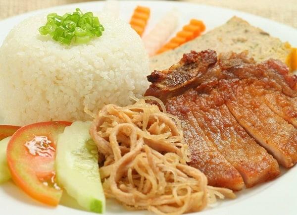Cơm tấm ngon Đặng Dung/ quán cơm tấm ngon nhất Đà Nẵng