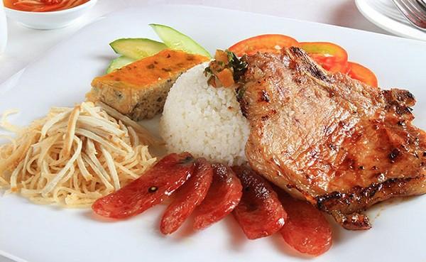 Cơm tấm bà Lang/ quán cơm tấm nổi tiếng Đà Nẵng