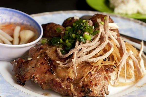 Đà Nẵng có quán cơm tấm nào ngon/ Cơm tấm Thuận Việt