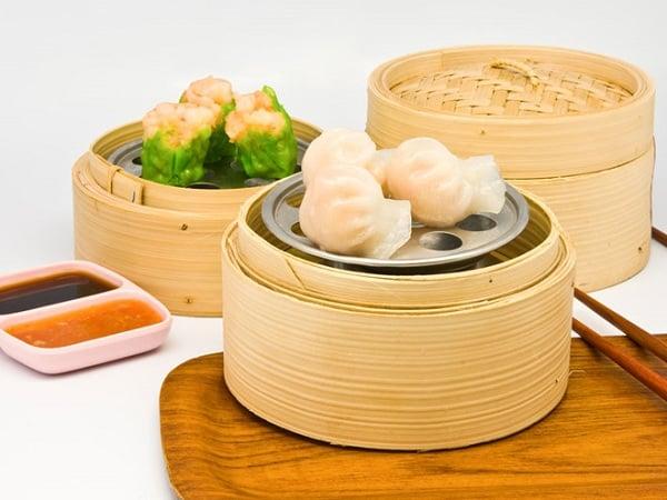 Không Gian Xưa/ nhà hàng dimsum ngon tại Đà Nẵng