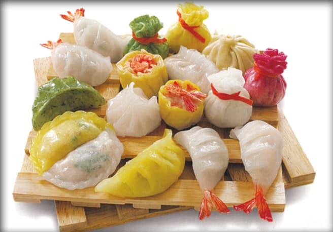 Crystal Jade Kitchen/ nhà hàng dimsum ngon nổi tiếng Đà Nẵng