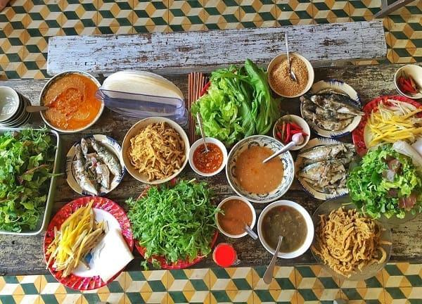 Gỏi cá Nam Ô Thanh Hương - quán gỏi cá Nam Ô ngon ở Đà Nẵng