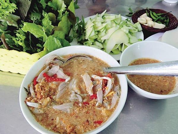 Gỏi cá Sáu Hào - Ăn gỏi cá Nam Ô ngon nhất Đà Nẵng