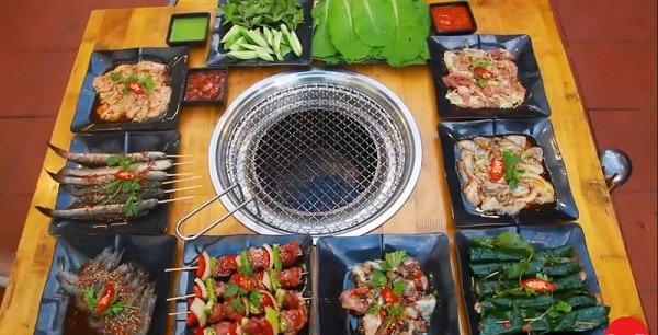 Lẩu nướng Ui Chao - Quán lẩu nướng ngon ở Đà Nẵng