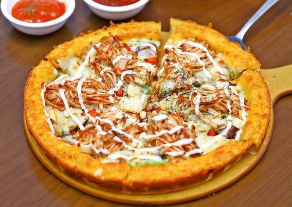 Snow Pizza - Quán pizza ngon nhất Đà Nẵng