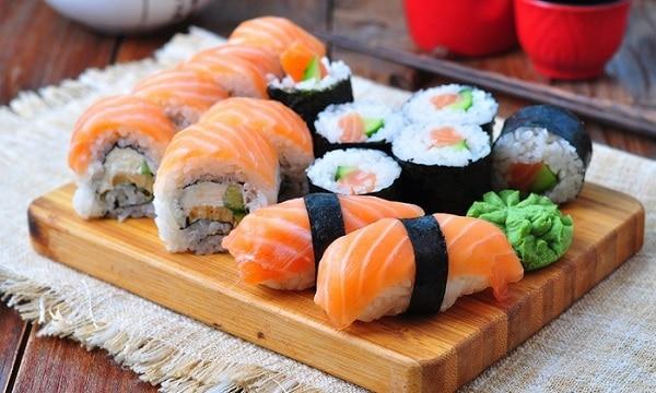Michi Sushi & BBQ - Nhà hàng sushi Nhật ngon ở Đà Nẵng