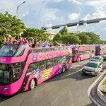 Hướng dẫn đi xe bus Hop On Hop Off Đà Nẵng: Lịch trình, giá vé, điểm bán vé xe bus Hop On Hop Off Coco Bus Đà Nẵng